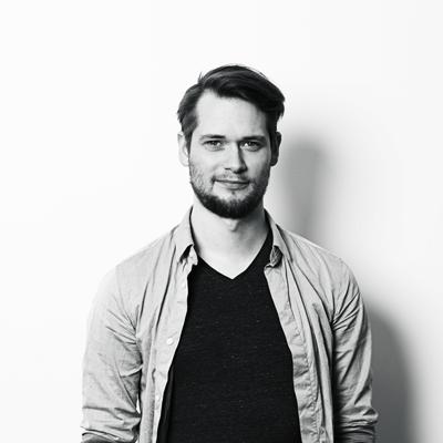 Tjarnargatan - Gunnar Anton Guðmundsson